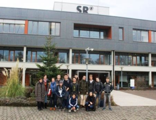 Deutsch-französischer Berufsschulzweig Automobil: Austauschschüler aus Marly für vier Wochen im Saarland
