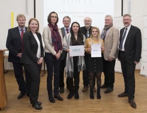 Das Berufliche Oberstufengymnasium am BBZ St. Ingbert überzeugt in Mathematik, Informatik, Naturwissenschaften und Technik