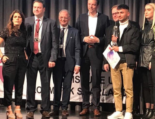 Erfolgreiche Teilnahme bei der ISMMA in Sulzbach, Schüler des BBZ St. Ingberts gewinnt den Young Talents Award 2020