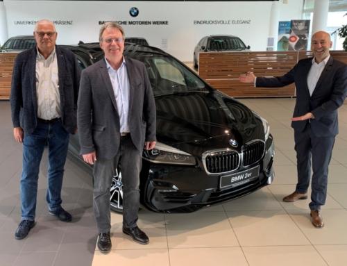 Presse-Information der BMW Niederlassungen Saarland